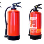 How Many Types of Fire Extinguisher in India